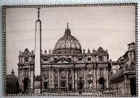 Hier Woht Welthaubt von Katolischer  Kirche